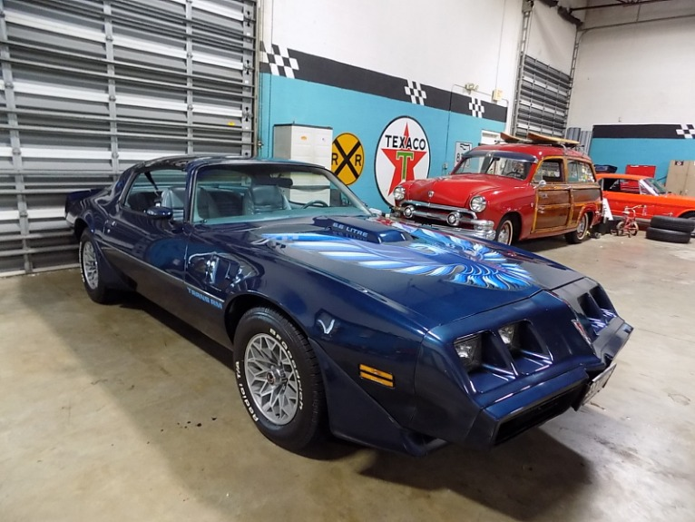 Used 1979 Pontiac Firebird Trans Am for sale $23,995 at Cool Cars For Sale in Pompano Beach FL