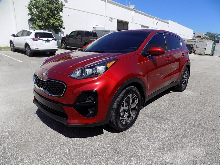 Used 2020 KIA SPORTAGE for sale Call for price at Cool Cars For Sale in Pompano Beach FL