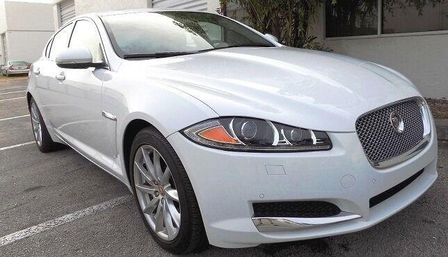 Used 2015 Jaguar XF 2.0T Premium 4dr Sedan for sale $16,000 at Cool Cars For Sale in Pompano Beach FL