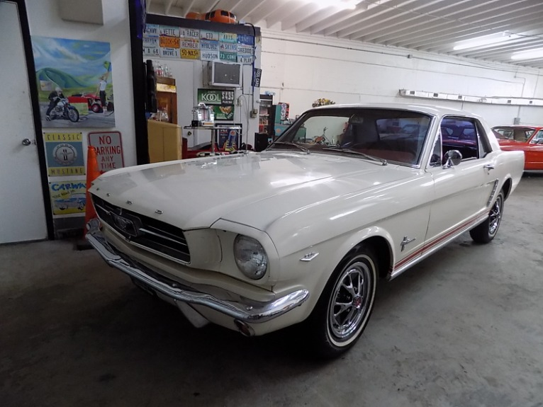 Used 1965 FORD MUSTANG for sale $23,500 at Cool Cars For Sale in Pompano Beach FL