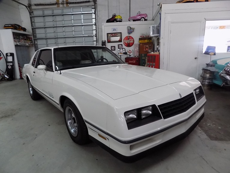 Used 1984 CHEVROLET MONTE CARLO SS SUPER SPORT for sale $15,495 at Cool Cars For Sale in Pompano Beach FL