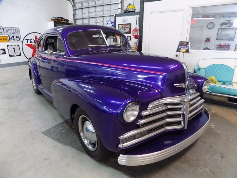 Used 1948 CHEVROLET FLEETMASTER for sale $21,900 at Cool Cars For Sale in Pompano Beach FL