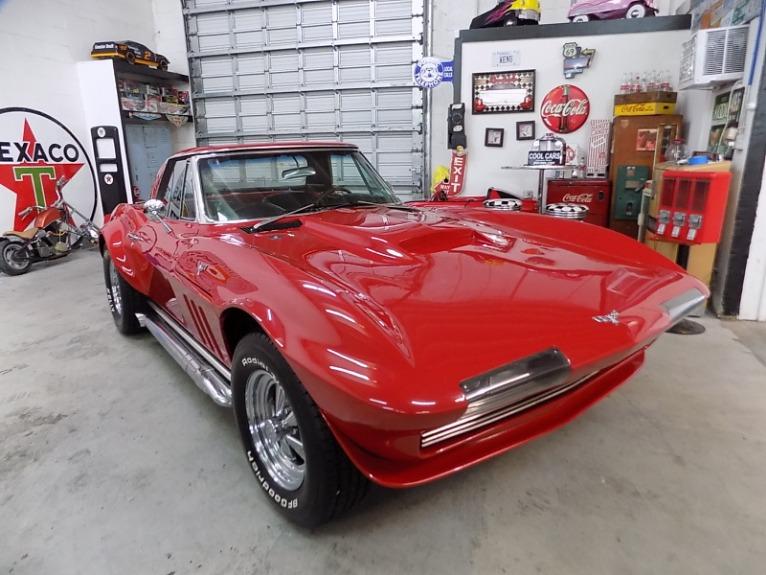 Used 1965 CHEVROLET CORVETTE MAKO SHARK for sale $45,000 at Cool Cars For Sale in Pompano Beach FL