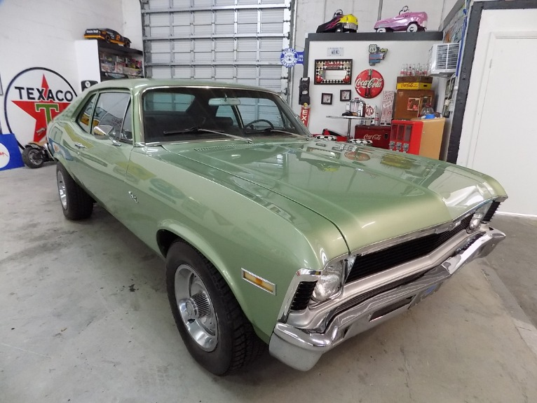 Used 1970 CHEVROLET NOVA for sale $27,995 at Cool Cars For Sale in Pompano Beach FL