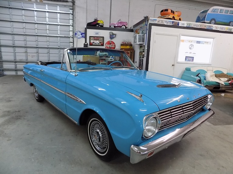 Used 1963 FORD FALCON CONVERTIBLE for sale $29,995 at Cool Cars For Sale in Pompano Beach FL