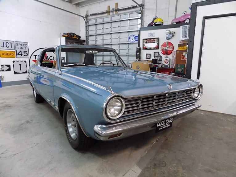 Used 1965 DODGE DART  GT for sale $19,900 at Cool Cars For Sale in Pompano Beach FL