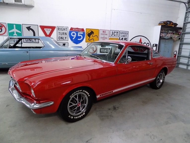 Used 1965 FORD MUSTANG for sale $52,500 at Cool Cars For Sale in Pompano Beach FL