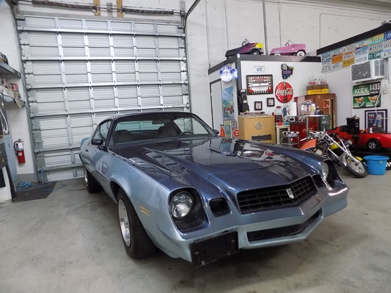 Used 1979 CHEVROLET CAMARO  RALLY SPORT for sale $14,500 at Cool Cars For Sale in Pompano Beach FL