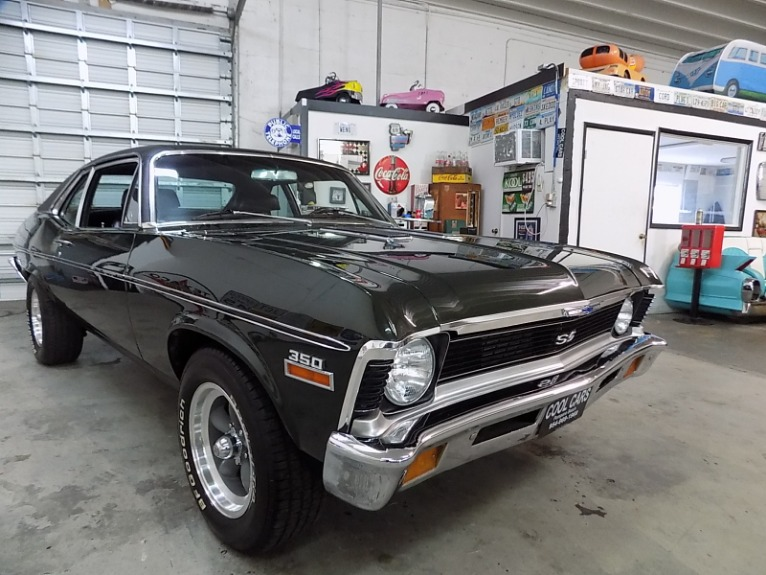 Used 1971 CHEVROLET NOVA for sale $34,995 at Cool Cars For Sale in Pompano Beach FL
